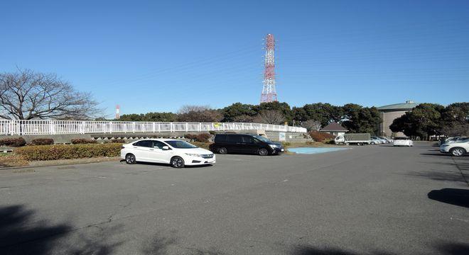 県民健康福祉村(埼玉県越谷市)駐車場の場所