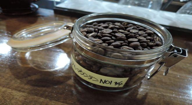 ブルーマウンテンコーヒー豆