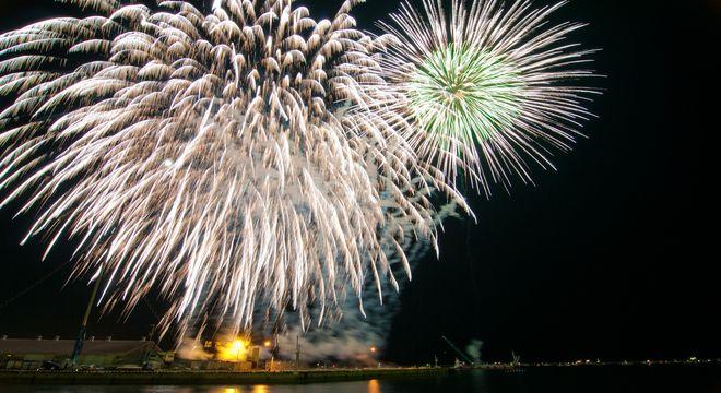 鹿児島県の花火大会