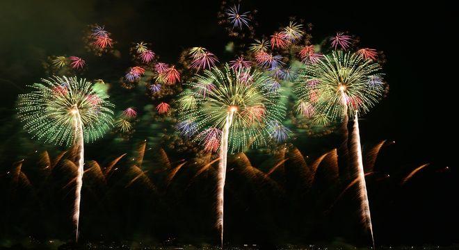 愛媛県の花火大会