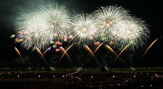 高知県の花火大会