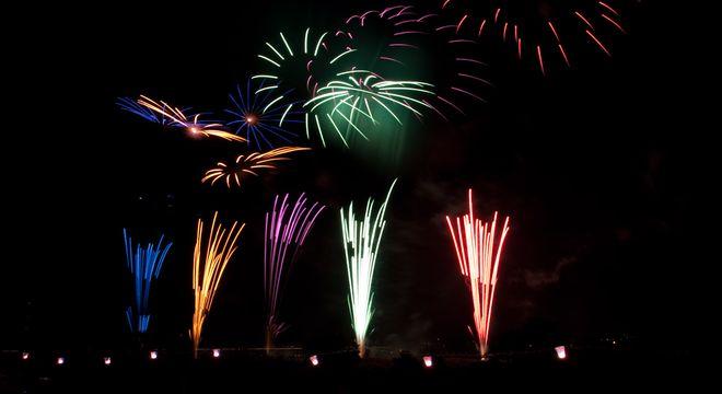 茨城県の花火大会