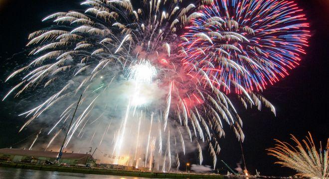 岡山県の花火大会