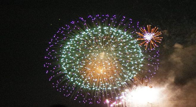 山口県の花火大会