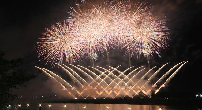 青森県の花火大会