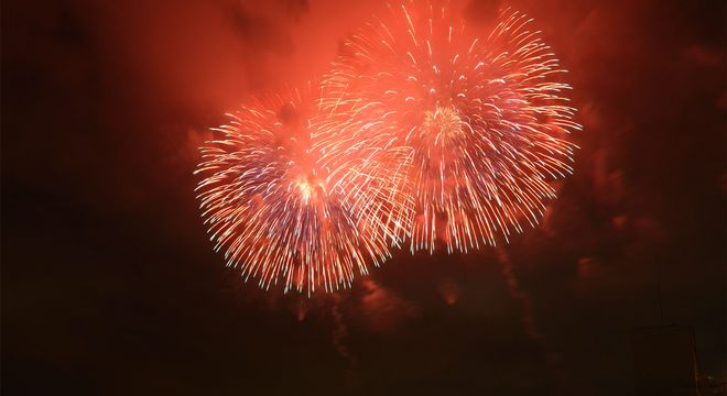秋田県の花火大会