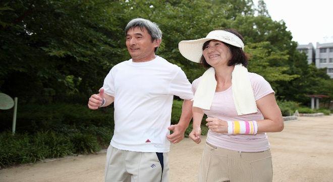ジョギング(高齢者)