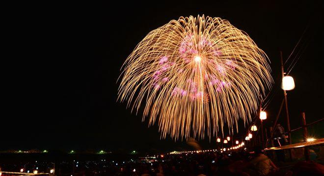 香川の花火