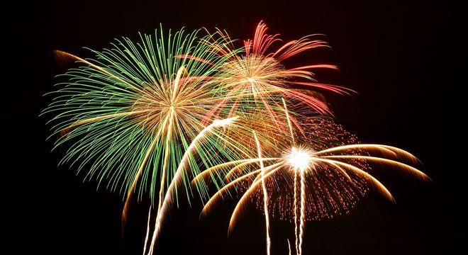 徳島の花火