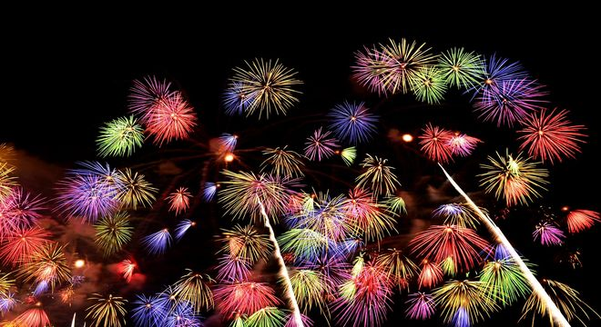 島根の花火