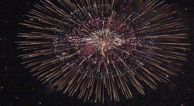 静岡の花火