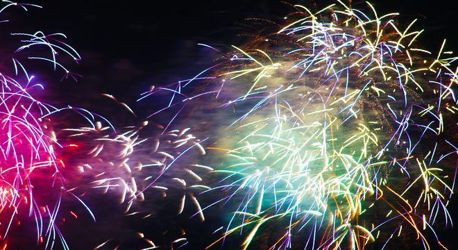 石川の花火