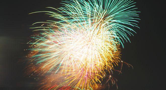 神奈川の花火