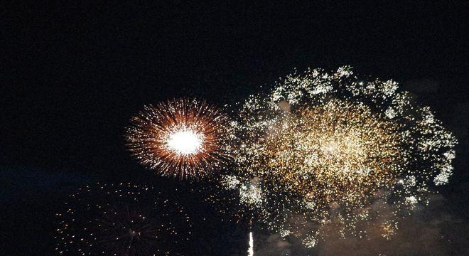栃木の花火