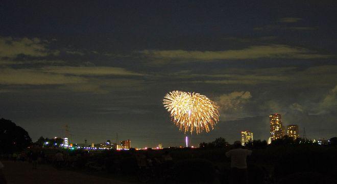 茨城の花火