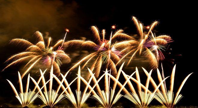 佐賀の花火
