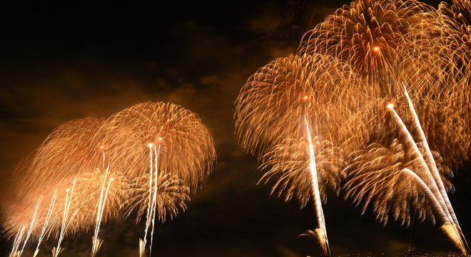鹿児島の花火