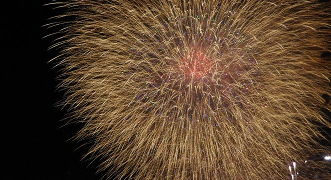 岡山の花火