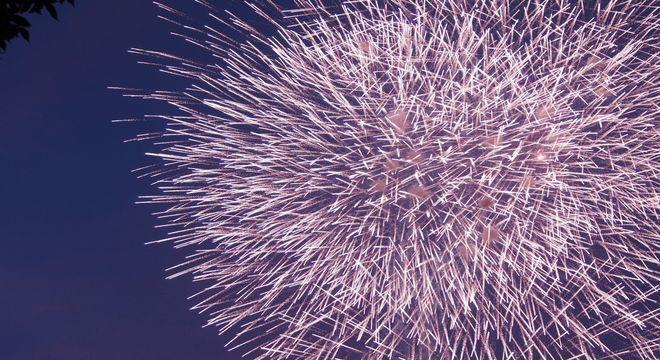 岐阜の花火