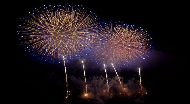 東京多摩地区の花火