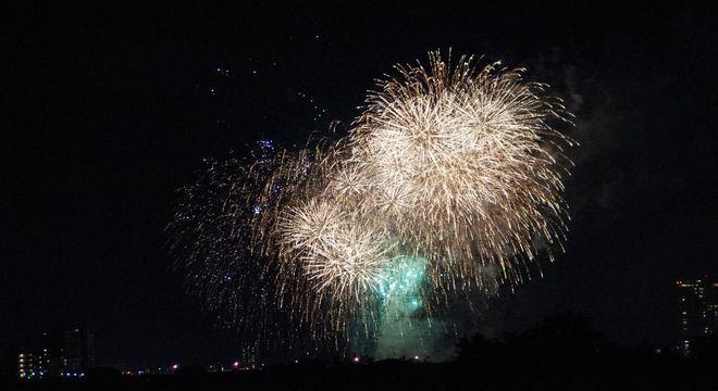 岩手県の花火