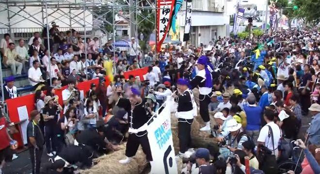 沖縄の秋祭り