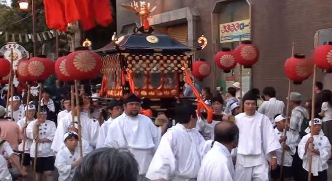福岡県の秋祭り