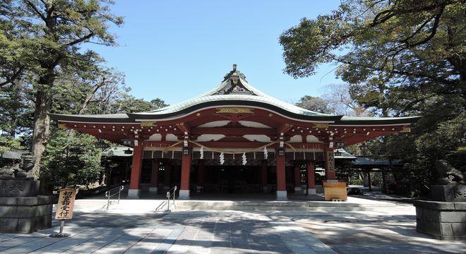 神社の参拝法