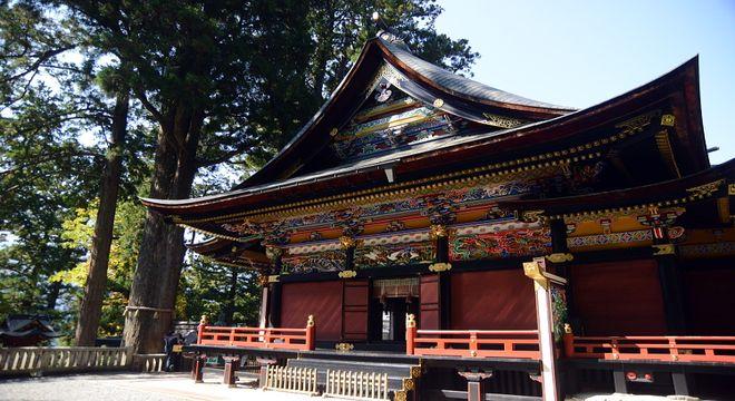 三峯神社(埼玉県秩父市)