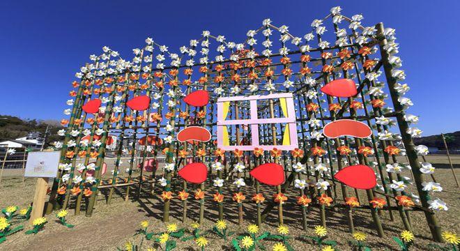 風の花祭り