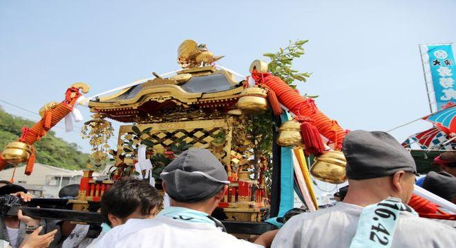 宮崎県の夏祭り