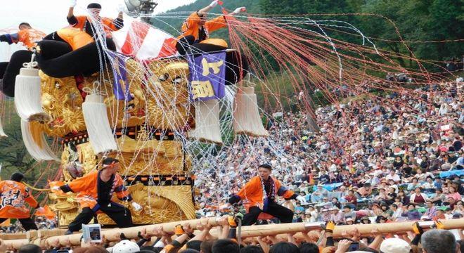 香川県の夏祭り