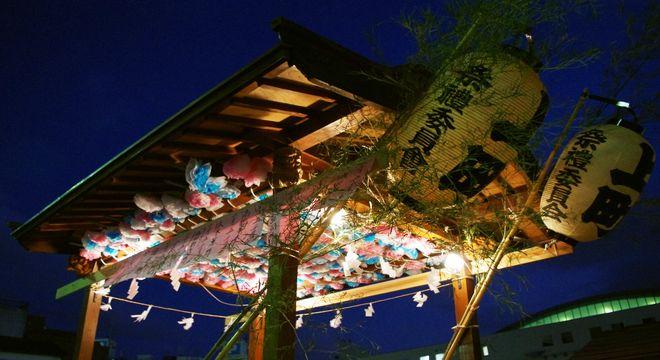 岡山県の夏祭り
