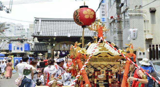 山口県の夏祭り