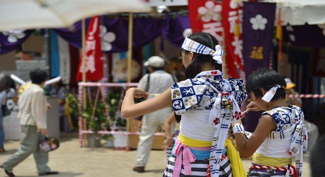 鳥取県の夏祭り