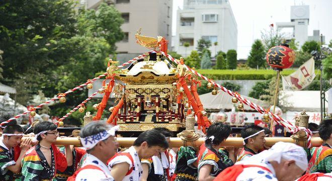 島根県の夏祭り