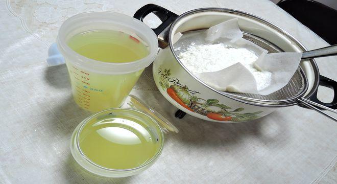 ミルク酢の作り方