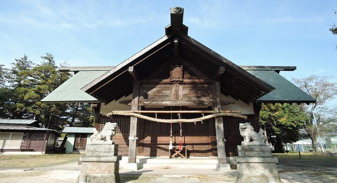 赤沼神社(埼玉県春日部市)