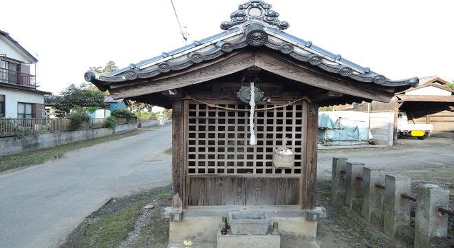 塩地蔵(埼玉県越谷市北川崎の聖徳寺)