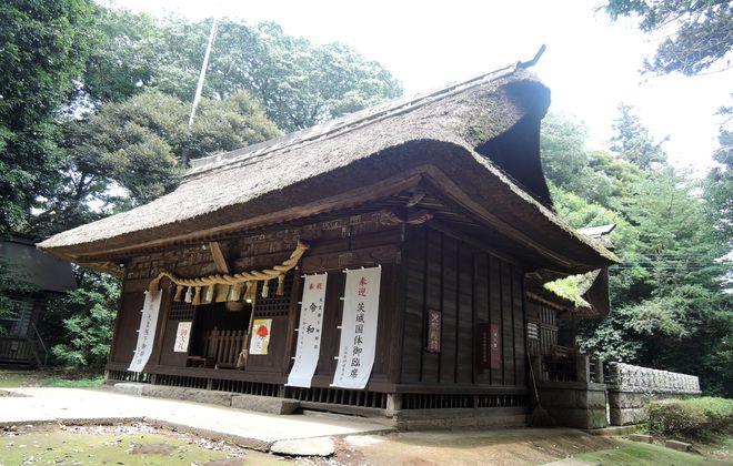 國王神社|茨城県坂東市