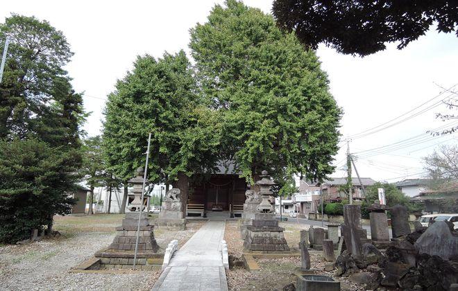 近津神社|埼玉県杉戸町清地